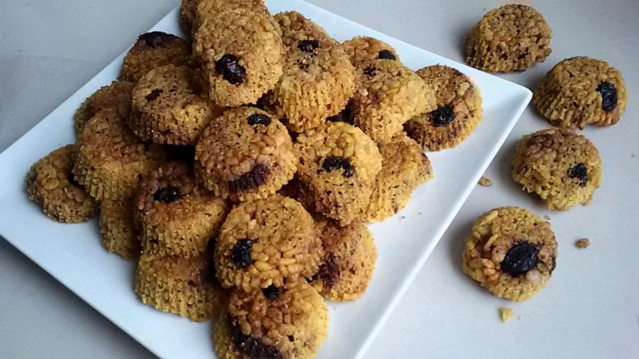 Biscotti alle schegge di cioccolato deiMaya