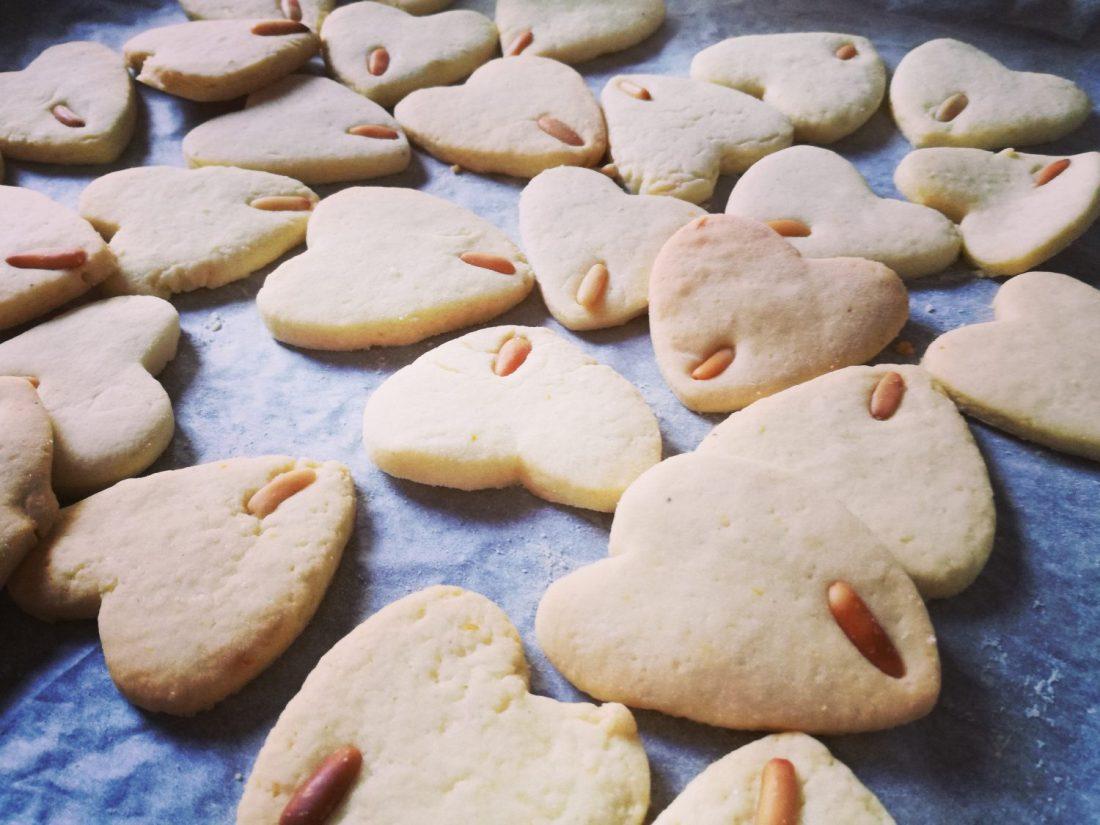 Biscotti al limone @Fraduefuochi