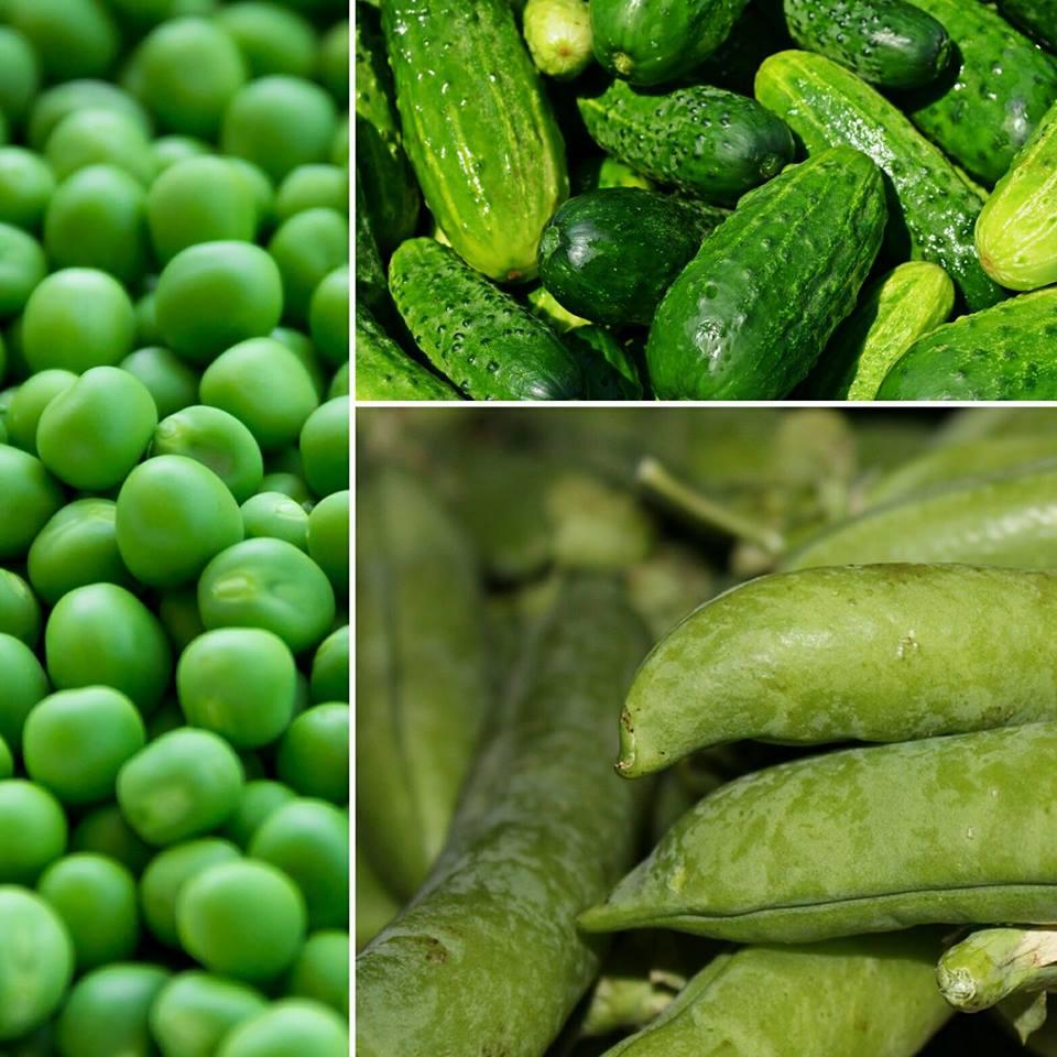 Verdure nei dolci