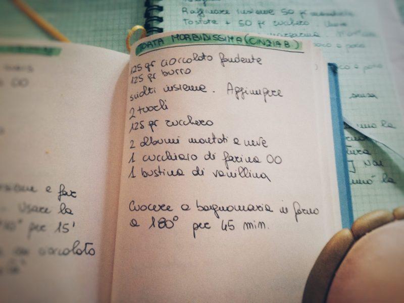 ricetta torta morbidissima @fraduefuochi