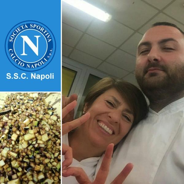 Impariamo la pasta alla Norma @Fraduefuochi