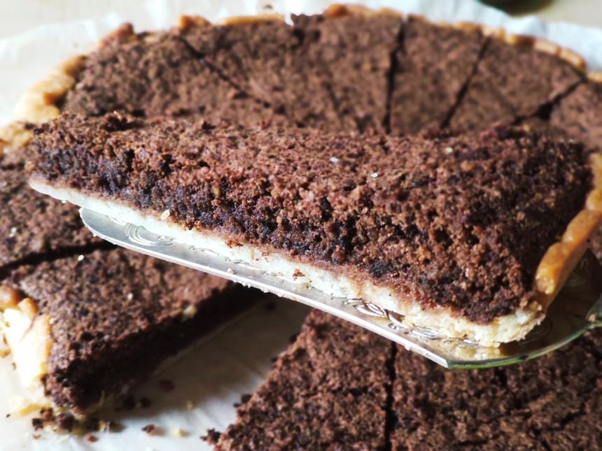 torta antica al caffe