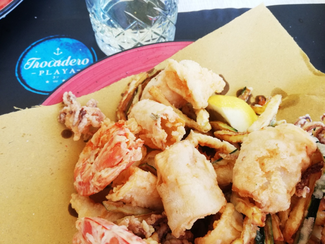 frittura di pesce ©Fraduefuochi