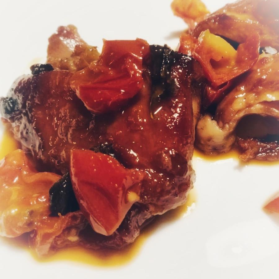 Lezione di cucina napoletana #3: il coniglio all'ischitana
