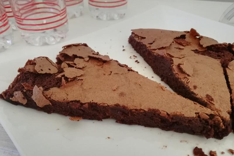 torta tenerina @Fraduefuochi